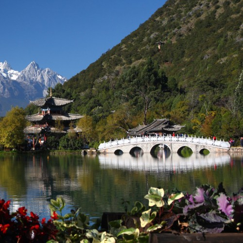 Yunnan, unbekanntes wildes China